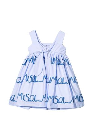 Mi Mi Sol light blue dress  MI.MI.SOL | 11 | MFAB247TS0479LTB