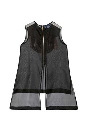 Black blouse Mi Mi Sol kids  MI.MI.SOL | 6 | MFCA026TS0213BLK