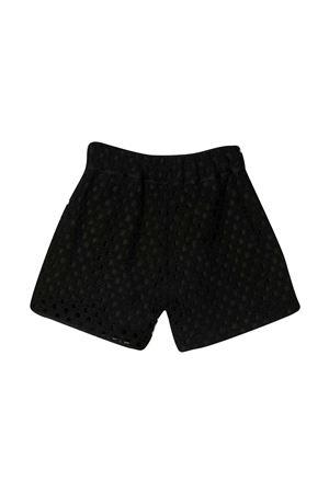 Black shorts Mi Mi Sol kids  MI.MI.SOL | 9 | MFPA051TS0431BLK