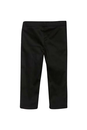 Black pants Mi Mi Sol kids MI.MI.SOL | 9 | MFPA057TS0440BLK