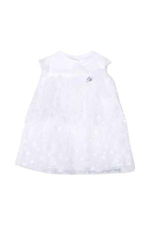 Dress with Miss Blumarine print Miss Blumarine | 11 | MBL3296BIANCO
