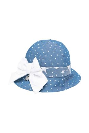 Miss Blumarine bucket hat  Miss Blumarine | 75988881 | MBL3299BLUB