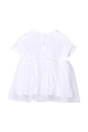White Miss Blumarine dress  Miss Blumarine | 7 | MBL3328SETAB