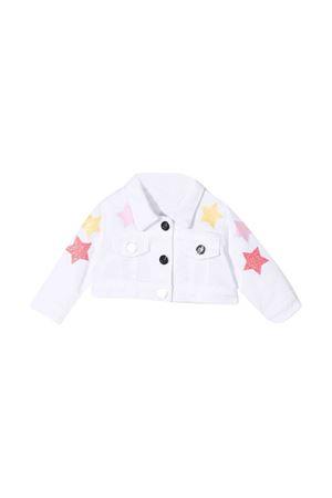 White Miss Blumarine denim jacket  Miss Blumarine | 13 | MBL3355BIANCO