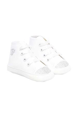 Miss Blumarine white sneakers  Miss Blumarine | 12 | MBL3527BIANCO