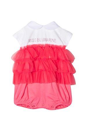 Miss Blumarine print jumpsuit Miss Blumarine | -1617276553 | MBL3569B/M
