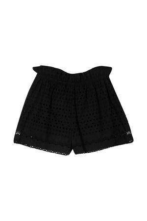 Shorts nero Miss Blumarine Miss Blumarine | 30 | MBL3663NERO