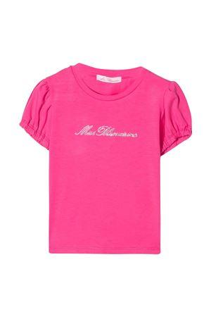 T-shirt rosa Miss Blumarine Miss Blumarine | 8 | MBL3703CICLAMINOB