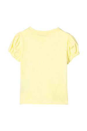 T-shirt giallo Miss Blumarine Miss Blumarine | 8 | MBL3703GAILLOPB