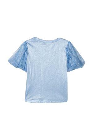 T-shirt blu teen Miss Blumarine Miss Blumarine | 8 | MBL3793FIORDT
