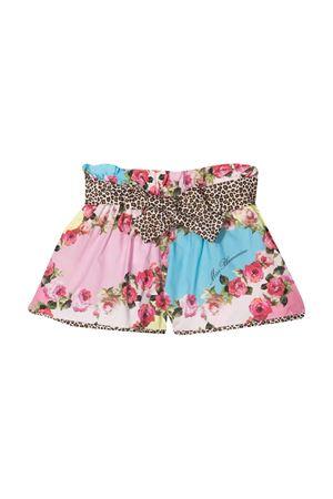 Shorts floreali Miss Blumarine Miss Blumarine | 30 | MBL3795UNICO
