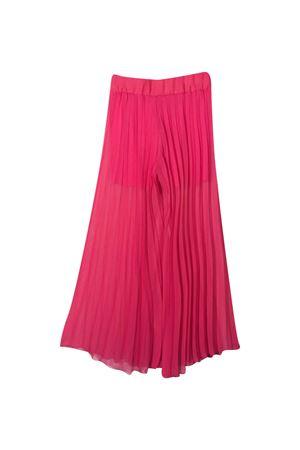 Pantaloni a gamba ampia Miss Blumarine Miss Blumarine | 9 | MBL3822CICLAMINOT