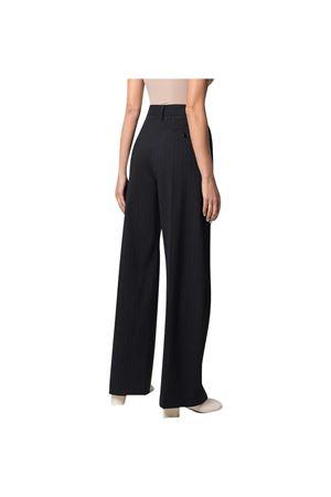 Pantaloni a vita alta gessati MM6 MM6 | 9 | S62KB0067S53243002F