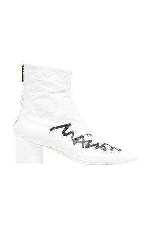 Stivaletti bianchi MM6 Maison Margiela MM6 | 76 | S66WU0067P4168H1527