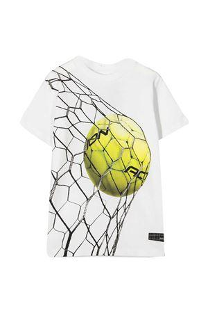 White teen print t-shirt Molo MOLO | 8 | 1S21A2187403T