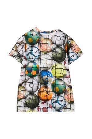 Multicolor print teen t-shirt Molo MOLO | 8 | 1S21A2256239T