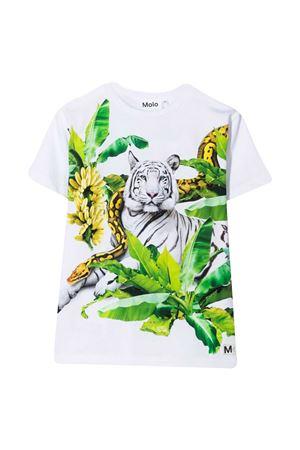 T-shirt con stampa Molo MOLO | 8 | 1S21A2307432