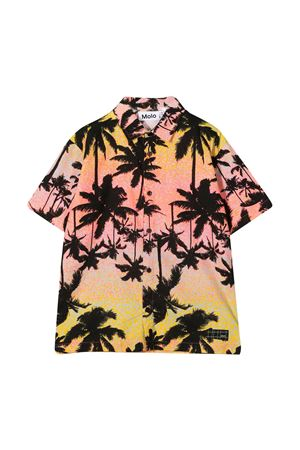 Camicia teen con stampa Molo MOLO | 5032334 | 1S21C2036234T