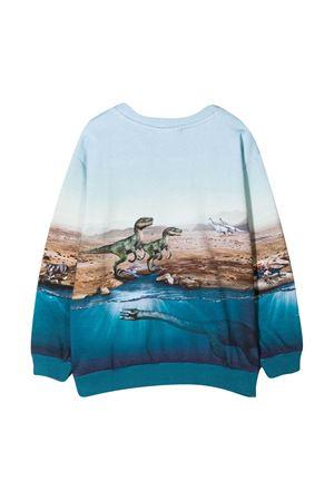 Molo light blue sweatshirt  MOLO | -108764232 | 1S21J2207435