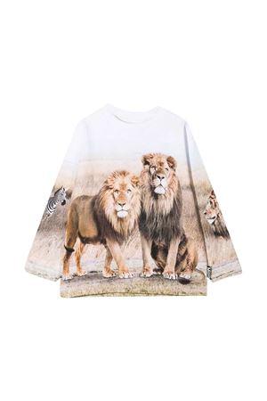 Molo white sweatshirt  MOLO | -108764232 | 1S21J2227429