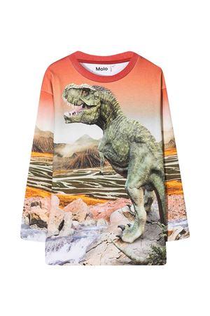 T-shirt rossa Molo MOLO | -108764232 | 1S21J2227433