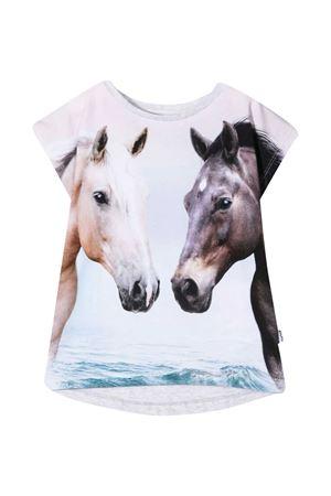 T-shirt bianca Molo MOLO | 8 | 2S21A2397399