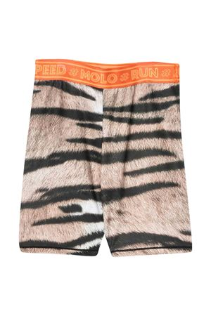 Shorts animalier teen Molo MOLO | 411469946 | 2S21F1026130T