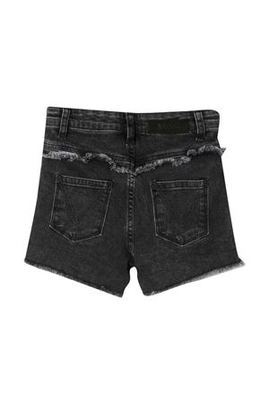 Shorts neri Molo in denim MOLO | 30 | 2S21H1098315