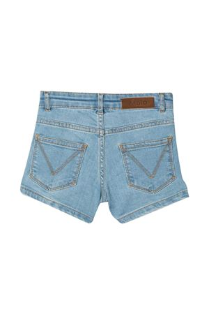 Shorts in denim teen Molo MOLO | 30 | 2S21H1188168T