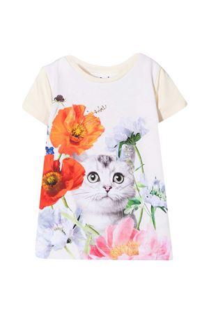 Multicolor print t-shirt Molo MOLO | 8 | 4S21A2017422