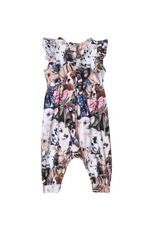 Molo Kids patterned onesie  MOLO | -1617276553 | 4S21B3036273