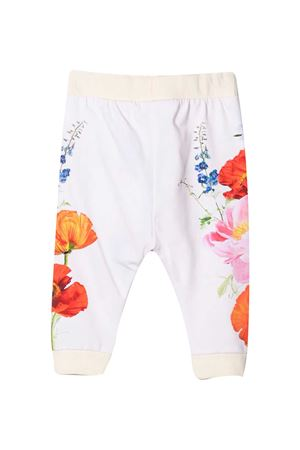 White trousers with multicolor print Molo MOLO | 9 | 4S21I2077422