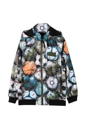 Multicolor teen lightweight jacket Molo MOLO | 3 | 5S21L1026320T