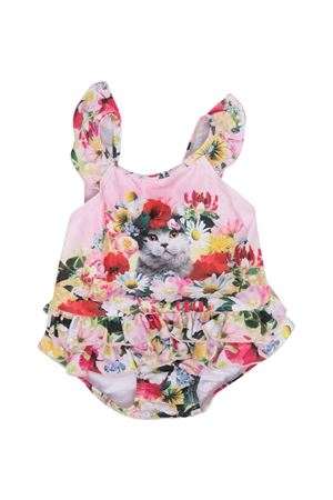Molo floral one-piece swimsuit MOLO | 85 | 8S21P5067349