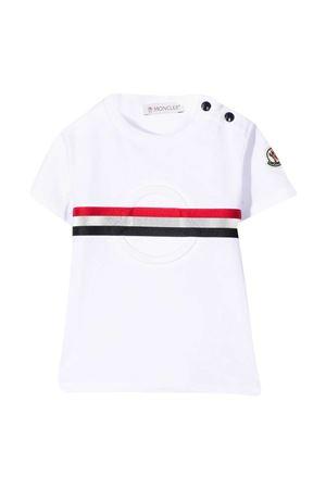T-shirt bianca Moncler kids Moncler Kids | 8 | 8C719208790A001