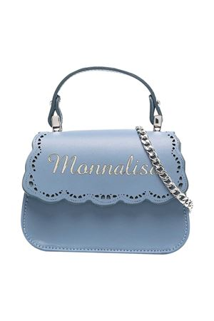 Borsa azzurra Monnalisa Monnalisa kids | 31 | 17700270570051