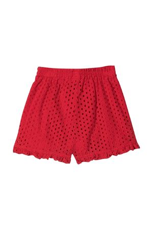 Shorts rossi Monnalisa kids Monnalisa kids | 30 | 17740679410044