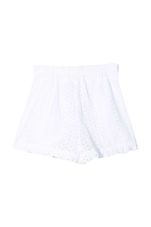 Monnalisa kids white shorts  Monnalisa kids | 30 | 17740679410099