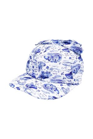 Cappello blu Monnalisa kids Monnalisa kids | 75988881 | 19701076349954