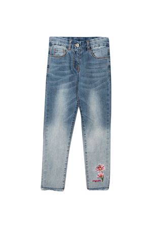 Denim blue Monnalisa Monnalisa kids | 24 | 197407R270340055