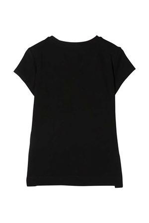 Monnalisa kids black t-shirt  Monnalisa kids | 8 | 197610SQ70000050