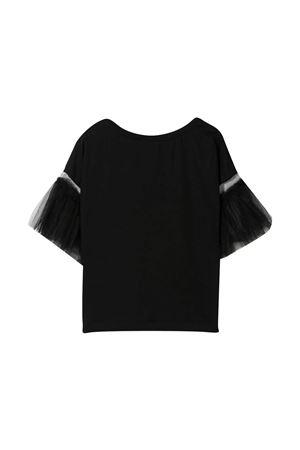 T-shirt con stampa Monnalisa kids Monnalisa kids | 5032307 | 197613ST70100090