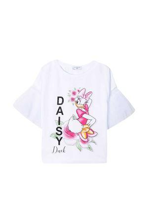 T-shirt Daisy Duck con stampa Monnalisa kids Monnalisa kids | 5032307 | 197613ST70100099