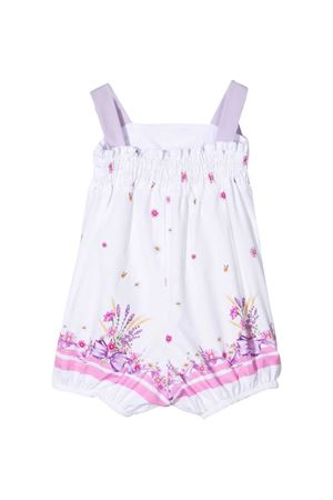 Monnalisa kids white short suit Monnalisa kids | -1617276553 | 31720076319965