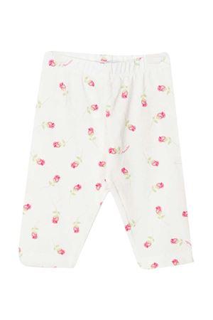 Monnalisa floral trousers Monnalisa kids | 411469946 | 31740276240001