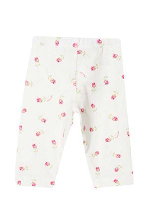 Pantaloni a fiori Monnalisa Monnalisa kids | 411469946 | 31740276240001
