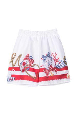 Monnalisa kids patterned shorts  Monnalisa kids | 9 | 31740676649944
