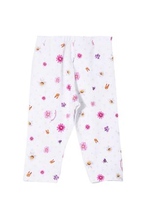 Monnalisa kids floral trousers Monnalisa kids | 411469946 | 31741276339965