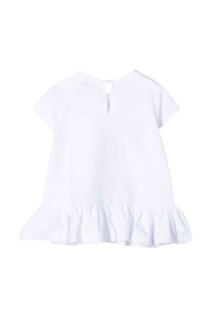 Monnalisa kids white maxi t-shirt Monnalisa kids | 5032307 | 317613P272060099