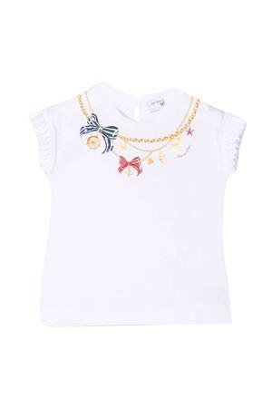 Monnalisa kids t-shirt with pendant Monnalisa kids | 8 | 317614SZ72060099